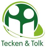Tecken & Tolk Sverige AB logotyp