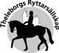 Teleborgs Ryttarsällskap logotyp