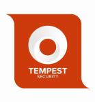 Tempest Security Sverige AB logotyp