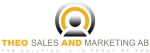Theo Sales and Marketing AB logotyp