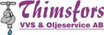 Thimsfors VVS & Oljeservice AB logotyp