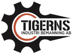 Tigerns industribemanning AB logotyp