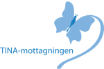 Tina-Mottagningen AB logotyp