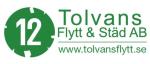 Tolvans Flytt & Städ AB logotyp