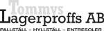 Tommy's Lagerproffs AB logotyp