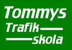 Tommy Samuelssons Trafikskola AB logotyp