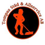 Tompas Städ & Allservice AB logotyp