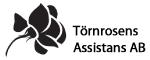 Törnrosens Assistans AB logotyp