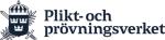 Totalförsvarets plikt- och prövningsverk logotyp