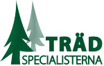 Trädspecialisterna i Väst AB logotyp