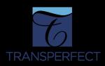 Transperfect Translations AB logotyp