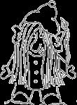 Trollgårdens Förskola logotyp