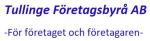 Tullinge Företagsbyrå AB logotyp