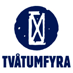 Tvåtumfyra Byggnads AB logotyp