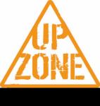 Upzone Äventyrsparker AB logotyp