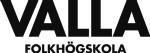 Valla Folkhögskola logotyp