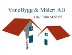 VaneBygg & Måleri AB logotyp