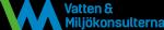 Vatten & Miljökonsulterna i Norr AB logotyp