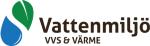 Vattenmiljö VVS & Värme Syd AB logotyp
