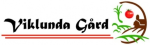 Viklundagård AB logotyp