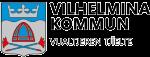 Vilhelmina kommun logotyp