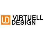 Virtuell Design i Skåne AB logotyp