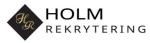 Viveka Holm Rekrytering och Interim management A logotyp