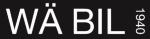 Wä Bil AB logotyp