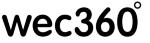 we.c.360 AB logotyp