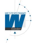 Westerstrand Urfabrik AB logotyp