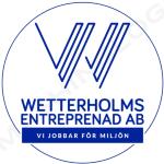 Wetterholms Entreprenad AB logotyp