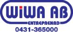 Wiwa Byggentreprenad AB logotyp