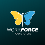 Young future workforce sweden ab logotyp