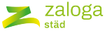Zaloga städ AB logotyp