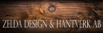 Zelda Design & Hantverk AB logotyp