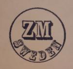 ZM Sweden AB logotyp
